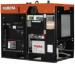 Цены на Kubota Дизельгенератор Kubota J 320 Для помещений,   к которым предъявляются повышенные требования к уровню шума,   рекомендуют купить дизельный электрогенератор Kubota J320. Данное оборудование в шумозащитном кожухе,   обладающее компактными размерами и неболь