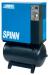 Цены на ABAC Винтовой компрессор ABAC SPINN 5.5 - 8 - 270 ST Винтовой компрессор SPINN 5.5 - 270 предназначен для снабжения сжатым воздухом небольших мастерских и производств. Основная отличающая особенность компрессора Spinn  -  это интуитивно понятный интерфейс и прост