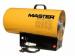 Цены на Master Газовая тепловая пушка Master BLP17M Газовая тепловая пушка Master BLP17MТакой агрегат,   как пушка газовая тепловая,   являет собой тепловентилятор. В качестве источника топлива выступает газ: сжиженный баллонный (бутан,   пропан) или природный (магистр