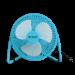 """Цены на TIMBERK TIMBERK TEF F4 FN5 (BL) Вентилятор Ультрасовременный дизайн и яркие цветовые решения Возможность подключения в любой USB - разъем компьютера,   ноутбука или планшета Диаметр крыльчатки: 4"""" (96 мм) четыре металлические лопасти Высокая скорость воздушно"""