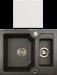Цены на KUPPERSBERG KUPPERSBERG MODENA 1,  5B WHITE ALABAS. Мойка Kuppersberg MODENA 1,  5B WHITE ALABAS Высота 21 см Ширина 61.5 см Глубина 50 см Цвет Белый Количество чаш 2 Расположение чаши Оборачиваемая мойка Исполнение Врезная Угловая мойка нет