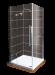 Цены на Душевая кабина Wasserfalle F 2005 угловая,   стеклянная,   размер 100 (100х100) с низким поддоном (низкая) Габариты 100х100х190Низкий поддонАксессуары (4 полки) Аллюминиевый профиль,   хром Прозрачные стекла 8 мм Страна - производитель Германия Гарантия 1 год