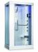 Цены на Душевая кабина Wasserfalle W - 9802 R Габариты 100х80х225 см Европейское качество,   сенсорный пульт управления,   удобное сиденье,   современный дизайн. Wasserfalle W - 9802  -  это закрытая кабина прямоугольной формы,   правосторонняя,   стандартных размеров 100 на 80