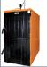 Цены на Напольный твердотопливный котел Ferrolli SF L 5 Особенности конструкции котла напольного твердотопливного Ferroli SFL 5 : котел предназначен для сжигания кусковой древесины и угля (в базовой версии) и пеллет (необходимо дополнительное оборудование,   только