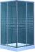 Цены на Timo VIVA LUX TL - 8002 fabric glass душевой угол 800x800x2000 Акриловый квадратный поддон с сифоном и усиленным каркасом Анодированный,   алюминиевый,   хромированный профиль. Закалённое ударопрочное стекло толщиной 6 мм (прозрачное с рисунком или матовое) Дво