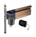 Цены на Grundfos SQE 3 - 65 погружной скважинный насос (комплект) Комплект для поддержания постоянного давления с насосом SQE включает в себя:  -  насос SQE 3 - 65,   с кабелем 40 м в водонепроницаемой оболочке;   -  блок управления CU 301;   -  напорный мембранный бак 8 л/ 7 б