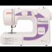 Цены на JANOME Швейная машина Janome XV - 5 XV - 5 Японская многофункциональная швейная машина Janome XV - 5 имеет оригинальное оформление,   индивидуальную регулировку параметров при помощи вращающихся ручек. На корпусе также есть подсказка по настройке строче