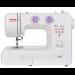 Цены на JANOME Швейная машина Janome VS 50 VS 50 Японская многофункциональная и недорогая швейная машина Janome VS 50 обладает привлекательным внешним обликом и выразительным дизайном,   оборудована ручкой для переноски,   разъемной free - arm вставкой,   нитео