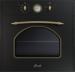 Цены на Fornelli FEA 60 MERLETTO AN Описание Fornelli FEA 60 MERLETTO AN: Технические характеристики: Тип духового шкафа: независимый электрический Ширина,   см: 60 Общий объем,   л: 60 Управление: 2 поворотных переключателя Таймер: отключения на 120 мин. Цвет: антра