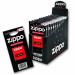 Цены на Фитиль для зажигалок Zippo Genuine Wicks 2425 Фитиль для зажигалок Zippo Genuine Wicks 2425 пригодится для замены отработавшего свой срок фитиля в любимой зажигалке. Конструкция зажигалки Zippo проста,   и операция замены легко выполняется самостоятельно.
