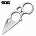 Цены на Нож с фиксированным клинком SOG Snarl,   SG_JB01K Нож SOG Snarl SG_JB01K0 – это универсальный инструмент. Не является холодным оружием и не является предметом запрещенным к продаже на территории Российской Федерации.