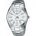 Цены на Наручные часы Casio Edifice EF - 125D - 7A EF - 125D - 7A Кварцевые часы. Стекло устойчивое к возникновению царапин. Подсветка стрелок. Отображение даты: число. Технические особенности: точность хода ±20с/ мес. Диаметр 40 мм