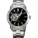 Цены на Наручные часы Orient SDA02002B SDA02002B0 Механические часы с автоподзаводом.12 - ти часовой формат времени. Подсветка стрелок. Диаметр 39 мм