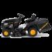 Цены на Трактор McCulloch M155107TC 960510151 McCulloch Описание: Большой садовый трактор McCulloch M155 - 107TC с шириной кошения 107 см и вместительным травосборником на 320 литров. Простое и удобное вождение благодаря гидростати...