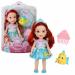 Цены на Disney Princess 754910 Принцессы Дисней Малышка с питомцем 15 см (в ассортименте) Рапунцель,   Мерида (Храброе Сердце) Внимание! Игрушка представлена в ассортименте,   выбранный вариант в поставке не гарантирован. Купить Disney Princess 754910 Принцессы Дисне