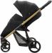 Цены на Bebetto Прогулочная коляска Bebetto Rainbow 2019 с шасси Gold 01 GLD черный Прогулочная коляска Bebetto Rainbow 2019 с шасси Gold 01 GLD черный отличный вариант для прогулок с ребенком,   коляска: легкая,   маневренная,   проходимая