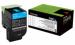 Цены на Lexmark 70C80C0,   стандартной ёмкости с голубым тонером для CS310/ CS410/ CS510,   LRP 70C80C0 Lexmark 70C80C0 Картридж Lexmark Картридж Lexmark 70C80C0,   стандартной ёмкости с голубым тонером для CS310/ CS410/ CS510,   LRP (1K) 70C80C0 (70C80C0)