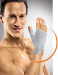 Цены на FLEXIBLE Sporlastic ПОЛЕЗНЫЕ СВОЙСТВА: -  Стабилизирует основание и седловидный сустав большого пальца. -  Препятствует появлению боли в случае растяжения. -  Материал,   из которого изготовлен ортез,   не содержит латекса,   не имеет оторочек по краям,   ограничивающи