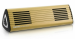 Цены на RB - M3 Gold Remax Модель: RB - M3 Gold Материал корпуса: алюминий Bluetooth модуль 4.0 + EDR. Диапазон работы до 10 м 2 динамика,   40 мм,   3 Вт х 2 Встроенный аккумулятор: 700 мАч Подзарядка от micro USB порта Время работы до 6 часов Время позарядки: 2 часа Кноп
