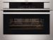 Цены на Духовой шкаф AEG KM 5840310 M электрическая,   независимая,   функция СВЧ,   гриль электрический,   конвекция,   объем 43 л,   таймер с отключением,   59.40х45.50х56.70 см,   цвет корпуса: серебристый