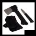 Цены на Bear Grylls Набор Gerber Gator Combo Axe (топор  +  нож),   блистер Набор Gerber Gator Combo Axe 31 - 001054 пригодится туристу или просто предусмотрительному человеку. На первый взгляд может показаться,   что в набор входят только топор и чехол для без