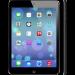 Цены на Apple Apple iPad mini 2 32Gb Wi - Fi  +  Cellular Gray Разрешение дисплея Retina,   которым оснащен новый Apple iPad mini,   – 2048x1536 пикселей,   что в четыре раза больше,   чем у Apple iPad mini предыдущего поколения. Размеры 7,  9 - дюймового дисплея остались неизме