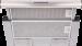 Цены на Kuppersberg Встраиваемая вытяжка Kuppersberg SLIMLUX II 50 XG Встраиваемая вытяжка Режим работы: отвод воздуха,   рециркуляция Производительность 500 м3/ час Механическое управление 3 - х ступенчатая регулировка мощности Металлические жироулавливающие фильтры