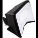 Цены на Flama рассеиватель FL - B14 универсальный софт - бокс 81504