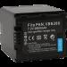 Цены на Аккумулятор Fujimi VW - VBN260 для Panasonic HC - X800,   X900,   X909,   HDC - HS900,   SD800,   SD900,   TM900 1008