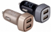 Цены на Momax Polar Series Car Charger UC4D 2USB 3.4A Gold