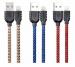 Цены на Remax / Lightning Sagitar Double Sieded 1000mm Blue USB - кабель предназначенный для зарядки.