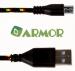 Цены на Armor Micro USB 1m Black Кабель Armor Micro USB,   предназначенный для синхронизации и зарядки вашего смартфона .