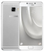 Цены на Samsung Galaxy C5 C5000 64Gb Silver Сотовый телефон Android 6.0 Тип корпуса классический Материал корпуса металл и пластик Управление механические/ сенсорные кнопки Количество SIM - карт 2 Вес 143 г Размеры (ШxВxТ) 72x145.9x6.7 мм Экран Тип экрана цветной AM