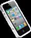 Цены на Ringke STEEL quot;  quot;  для Apple iPhone 4/ 4S с металлическим хомутом White Силиконовый чехол - накладка Чехлы от Rearth Ringke – отличная стильная защита для IPhone 4 и IPhone 4s. Совместимость супертонкого дизайна чехла и коммуникатора гарантирует исполь
