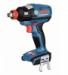 Цены на Гайковерт аккумуляторный Bosch GDX 18 V - EC (6019B9102) 06019B9102 Bosch GDX 18 V - EC 4.0Ah x2 L - BOXXделает производитель bosch,   назначение гайковерт,   наличие удара