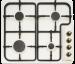 Цены на Hansa Газовая варочная панель Hansa BHGY62039