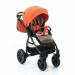 Цены на Коляска прогулочная Noordi Sole Sport NB orange red 862 Яркие и стильные расцветки. Маневренное и удобное шасси позволит Вам гулять без проблем. Подходит для любого сезона! Прогулочный блок предназначен для малышей от 6 месяцев: оснащен мягким матрасиком,