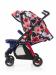 Цены на Коляска прогулочная Cosatto Fly Proper Poppy Детская прогулочная коляска с рождения до 4 лет. Детская кoляcкa COSATTO Fly (косатто флай)  -  новинка 2016 года. Эта инновационная коляска со множеством удобств для родителей. Множество позиций наклона спинки.