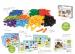 Цены на Lego Education Кирпичики для творческих занятий LEGO 45020 Набор состоит из большого количества кубиков разных цветов и размеров,   карточек с инструкциями и методики для педагога.