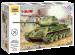Цены на Модель для склеивания ZVEZDA 5039 Танк Т - 34/ 85 (5039) 66 деталей Т - 34 является самым известным танком Второй мировой войны и пережил за это время множество изменений. Представляем самую совершенную и грозную модификация этого танка — Т - 34/ 85. Такие машины