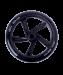 Цены на Колесо для самоката Ridex SW - 100,   200 мм,   PU,   черное so - 000225881