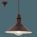 Цены на Eglo Подвесной светильник Stockbury 49455 Подвесной светильник Stockbury 49455/ матовая/ коричневый ,   бежевый/ 220/ лофт/ 1/ гостиную/ кухню