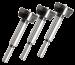Цены на Projahn Сверло Форстнера для твердой и ламинированной древесины 40х10 мм Для сверления твердой древесины,   проклеенных и ламинированных панелей,   пресованных,   облицовочных,   фанерованных панелей точные,   ровные отверстия,   отсутствие осколков;  состоит из центр