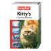 Цены на Beaphar Beaphar Kitty's Taurin  +  Biotin витаминизированное лакомство с таурином и биотином для кошек