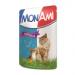 Цены на MonAmi MonAmi кусочки в соусе для кошек (с индейкой),   100 гр