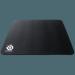 Цены на SteelSeries SteelSeries QcK heavy SteelSeries QcK heavy  -  профессиональный коврик для мыши XL коврик серии heavy мягкий и максимально удобный благодаря своей тряпичной структуре.