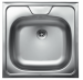 Цены на Kromrus 3598 Мойка накладная Kromrus 500х500х180 0,  6мм