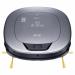 Цены на LG VR6570LVMB Пылесос - робот LG VR6570LVMB оснащен особым мотором,   благодаря которому обеспечивается высокое качество уборки. В данном устройстве предусмотрены удлиненные щеточки,   позволяющие ему производить сухую уборку даже в наиболее труднодоступных мес