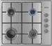 Цены на Simfer Газовая поверхность Simfer H60Q40M411 • Независимая газовая варочная поверхность 60 см. • Кол - во конфорок – 4 1 х конфорка повышенной мощности 3000 Вт. 2 х стандартные конфорки 1750 Вт. 1 x экономичная конфорка 1000 Вт. • Автоматический розжиг • Бо