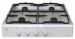 Цены на Дарина Настольная плита Дарина Ln Gm 441 03 W Газовая настольная плита Дарина LN GM 441 03 W с классическими пропорциями оснащена 4 - мя конфорками. Решетка профильная из 2 половин. Белый цвет будет прекрасно сочетаться на Вашей кухне. Газовая настольная пл